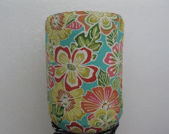Home Decor Water Bottle Cover-Water Dispenser Cover-Bright Flowers