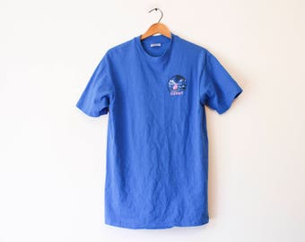 Vintage Blue Hawaii T Shirt