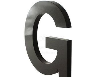 """3""""H 3D Plexiglass Acrylic Letters With Your Own Text - Custom Laser Cut and Engraving-Business Sign 3D Wall Decors Office Wall Art"""