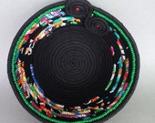 Coiled Basket, Color Pop