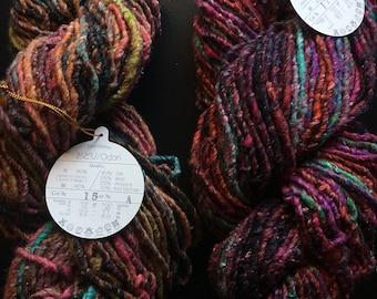 Noro Odori Yarn - Discontinued Yarn - Yarn Destash - Noro Yarns - 2 Balls Available - Natural Fiber Yarn