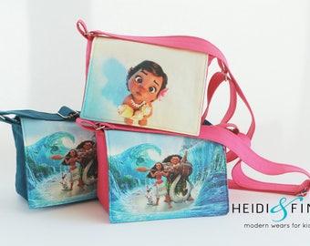 NEW polynesian princess maui baby heihei cossbody messenger bag purse ready to ship
