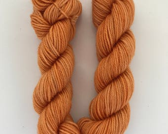 Carrots, Inspired by Anne of Green Gables... Canon Hand Dyes Yarn