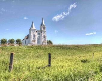 A Church in South Dakota