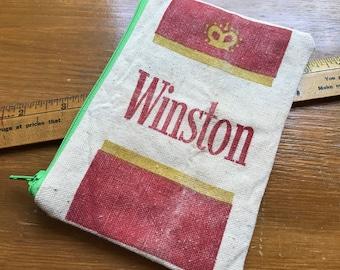 Winston Jr. Zipper Pouch