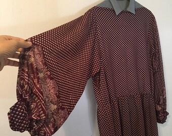 vintage art deco style dress