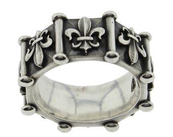 Imperial Fluer De Lis Ring