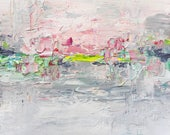 Acrylic pastel abstract e...