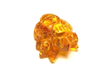 Amber figurine fly bug insect