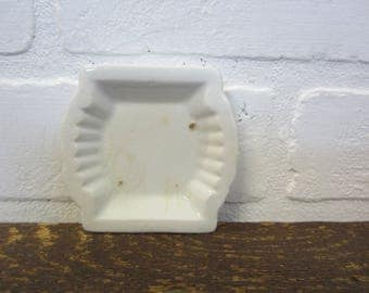 Vintage Johnson Brothers Ironstone China Small Butter Pat Dish