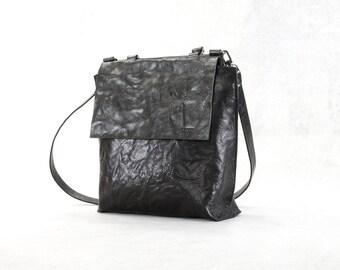 PORTEL  black shoulder bag