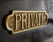 Private listing for Jamie