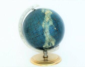 Vintage Columbus Tiny Celestial Globe c1950s