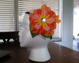 Soft Summer Hair Flower