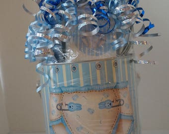 Baby Boy Unique Gift Set, New Baby Gift for Mom, Baby Keepsake Gift for Mom and Dad, Unique Baby Gifts.