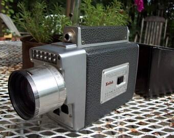 Kodak Zoom 8 camera, automatic Zoom 8 camera, zoom f/1.9 camera, No 139