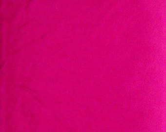 Pink Taffeta Fabric, Fabric by the Yard