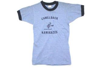 1970s Camelback Kamikazes Tee