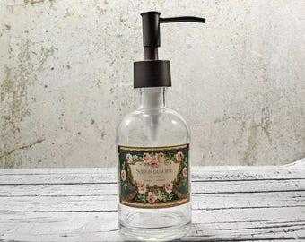 Hand Soap Dispensers Copper Kitchen Decor Bronze Bathroom - Copper bathroom accessories sets for bathroom decor ideas