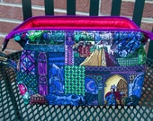 Ultimate Stained Glass....small frame bag
