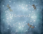 Reserved for Patricia, Cintrine Bracelet & Earrings