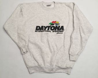 Vintage Daytona International Speedway Crew Neck Sweatshirt