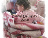 Special Hooded Towel Order for Alice