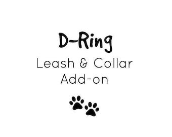 Leash D-ring