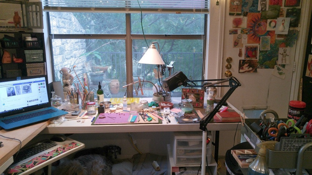 Studio Sculpting Table