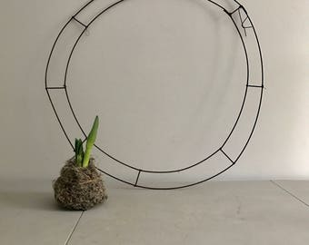 Wire Wreath Form