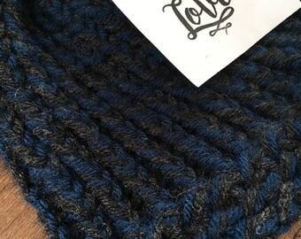 Toddler Knit/Crochet Beanie
