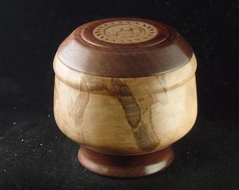 Ambrosia Maple Pet Urn # 1083-26