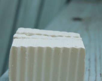 3 Bars Cold Process Olive Oil (Castile) Soap