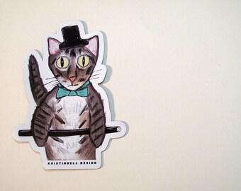Show Cat Magnet