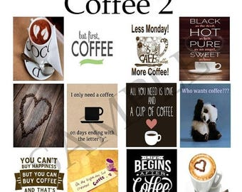Coffee, #1-2, Quotes, Planner Stickers, Motiviation, Coffee Beans, Coffee Cup, Erin Condren, Plum Paper Planner, Happy Planner