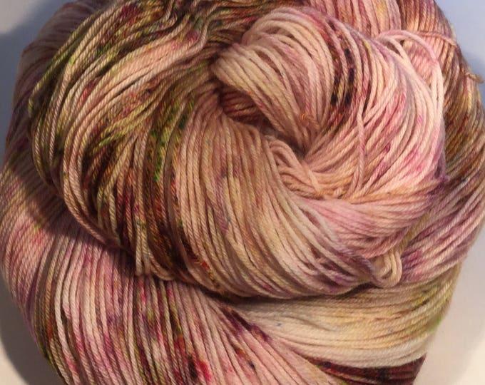 I C Spots - Grape Mash - Fingering / Sock Yarn