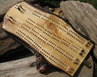 4 Player Aspen Cribbage Board