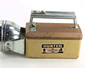 Ray O Vac Hunter Flashlight Rayovac Vintage