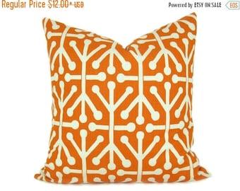 15% Off Sale Orange Pillow, Decorative Pillow Covers Throw Pillow covers  Orange Pillow Cover - Decorative Pillows - Toss Pillow - Orange De