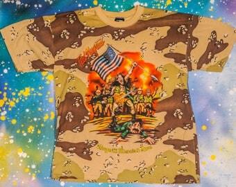 Ted NUGENT Tour Metal Rock T-Shirt Size XL