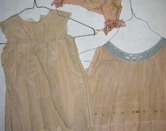 Antique Collectible Baby Clothes
