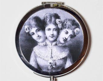 Image result for three headed woman