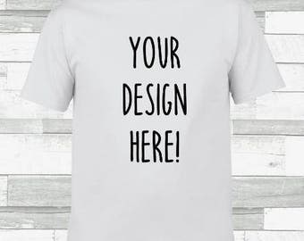Custom Men's Shirt Design