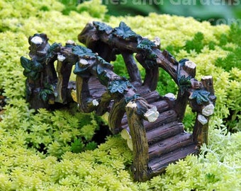 Miniature Woodland Ivy Bridge
