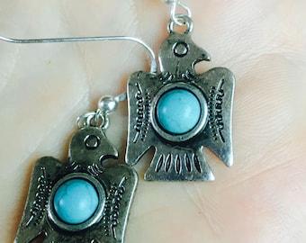 Sacred Bird Earrings