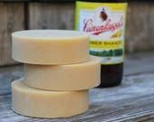 LAZY DAYS (of Summer) BEER Soap | Shaving Soap | Lemongrass Soap | Beer Soap | Groomsmen Gift | Shaving gifts for Men | Father's Day Gift