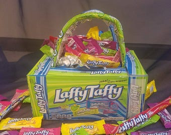Laffy Taffy Candy Bouquet