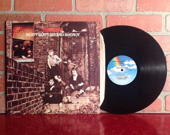 The Who Meaty Beaty Big And Bouncy Vinyl Record Album LP 1971 Progressive English Classic Rock Music Vintage
