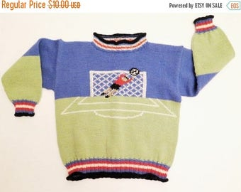 SALE Children's Sweater Football