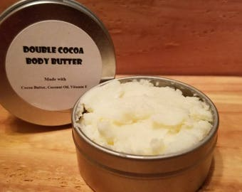 Double Cocoa Body Butter